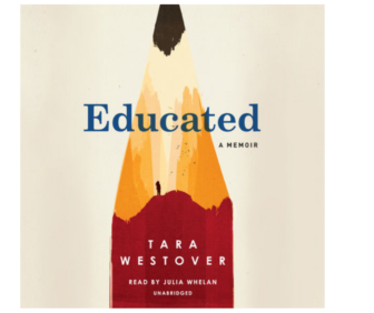 Book Discussion-Educated by Tara Westover @ The Center for Continuing Ed |  |  |