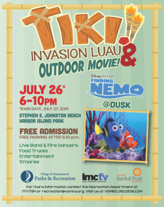 Tiki Invasion Luau & Outdoor Movie @ Harbor Island Park |  |  |
