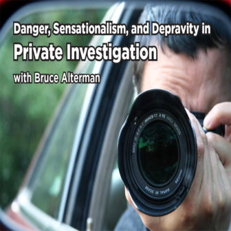 Danger, Sensationalism and Depravity in Private Investigation with Bruce Alterman @ Larchmont Public Library |  |  |