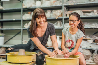 Youth Weekly Clay Classes (Ages 6 - 16) @ Clay Art Center |  |  |