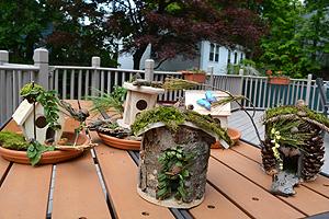 Fairy Houses and Nature Walk at Sheldrake @ Sheldrake Environmental Center |  |  |