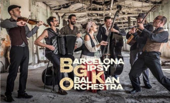 BGKO Sensational group from Barcelona , Spain performing at Emelin Theatre June 5th, 2019 @ Emelin Theatre |  |  |