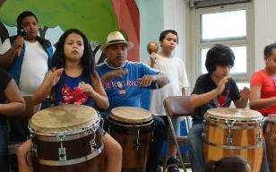 Afro-Puerto Rican Folk Art Celebration @ Pelham Art Center        