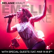 Melanie Kraut @ Emelin Theatre |  |  |