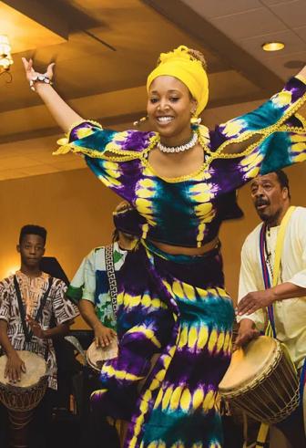Celebrate Ghana! Folk Arts Festival @ Pelham Art Center |  |  |