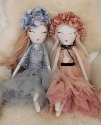Workshop: Elsa & Anna Doll Making @ Pelham Art Center |  |  |
