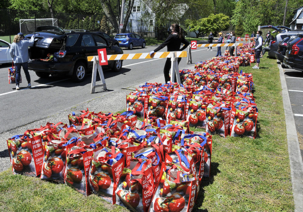 Larchmont Mamaroneck Coalition Addressing Hunger, Other Needs