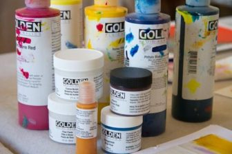 GOLDEN Paints Lecture/Demo @ Pelham Art Center |  |  |