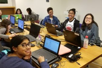 Girls Who Code @ Mamaroneck Public Library |  |  |