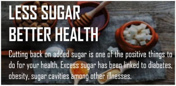 Less Sugar, Better Health @ Mamaroneck Public Library |  |  |