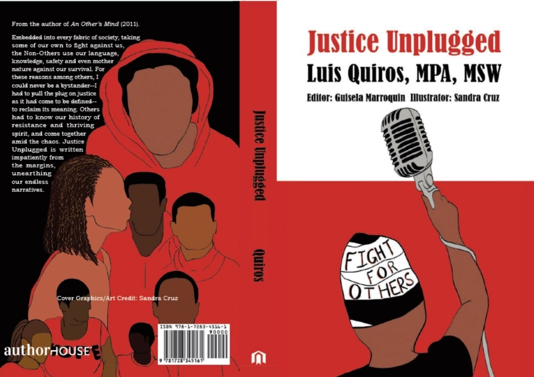 Justice Unplugged – Meet Author Luis Quiros – on Zoom