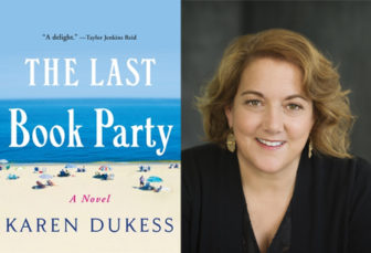 Join Karen Dukess Online for a discussion of the book, The Last Book Party @ Larchmont Public Library |  |  |