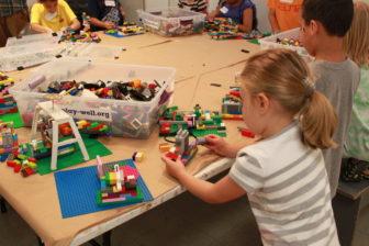 Engineering Workshop with LEGO® Materials @ Pelham Art Center |  |  |
