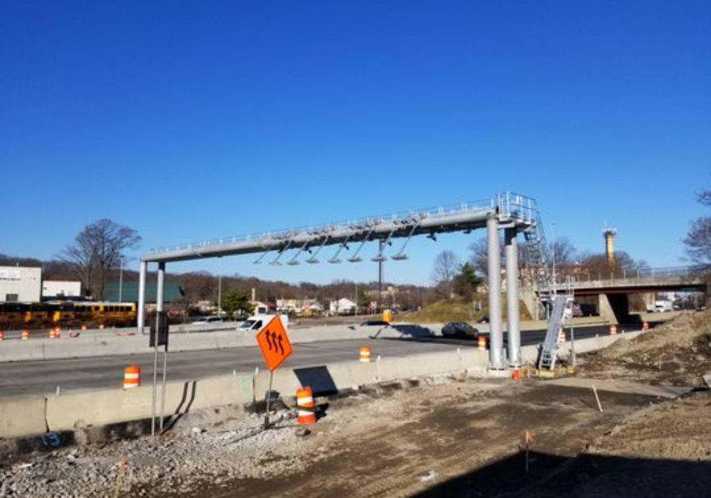 Cashless Tolls Come this Week at I-95 New Rochelle Exit