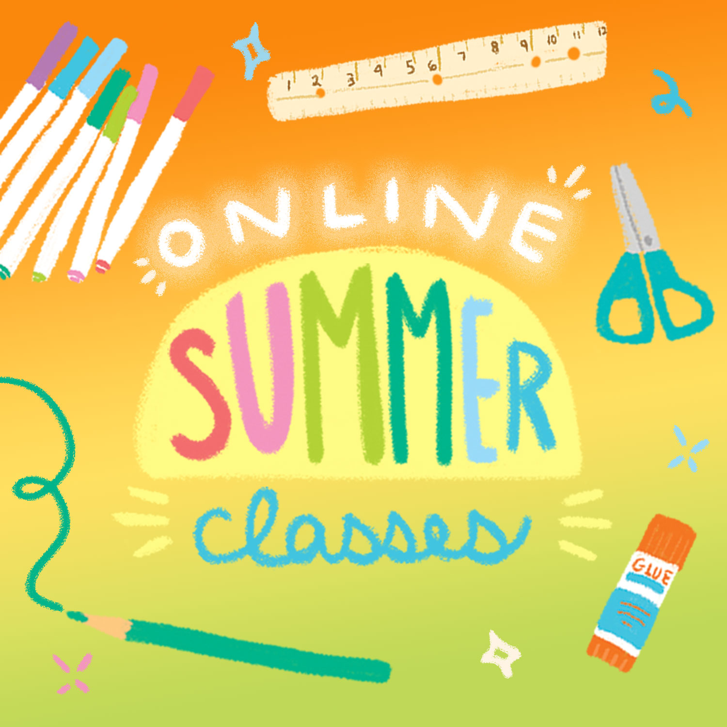 Online Summer Arts, STEAM, & Music Classes