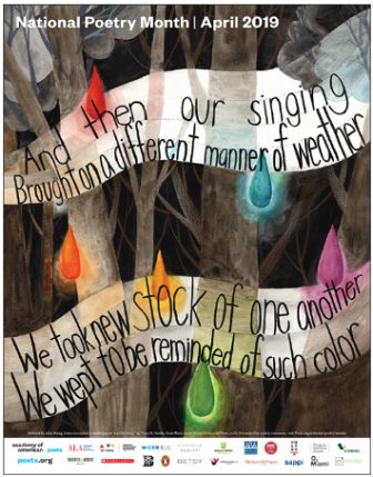 Celebrate Poetry with Mamaroneck Library @ Mamaroneck Public Library |  |  |