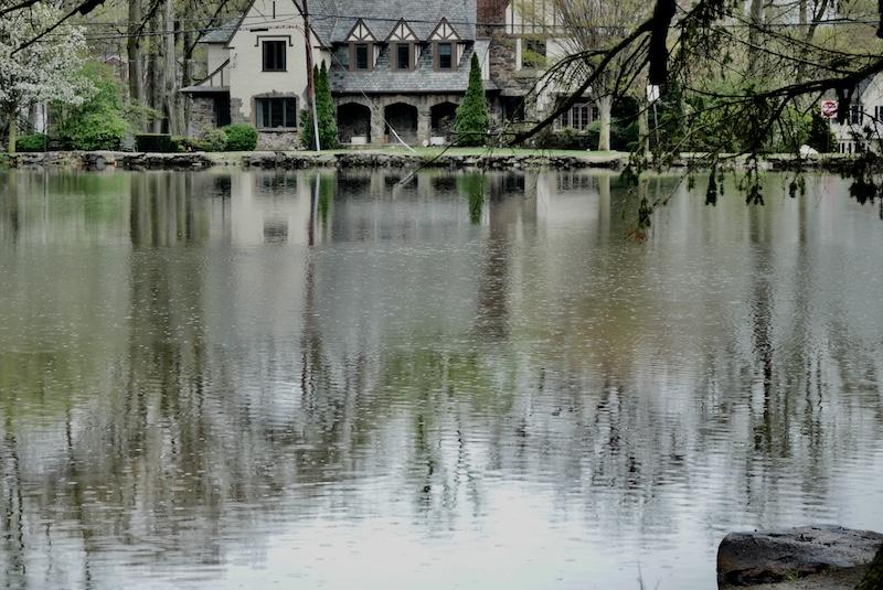 rain beechmont lake photo snapshot of day