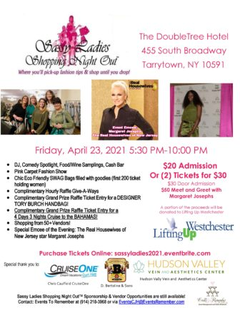 Sassy Ladies Shopping Night Out @ DoubleTree by Hilton Hotel Tarrytown |  |  |