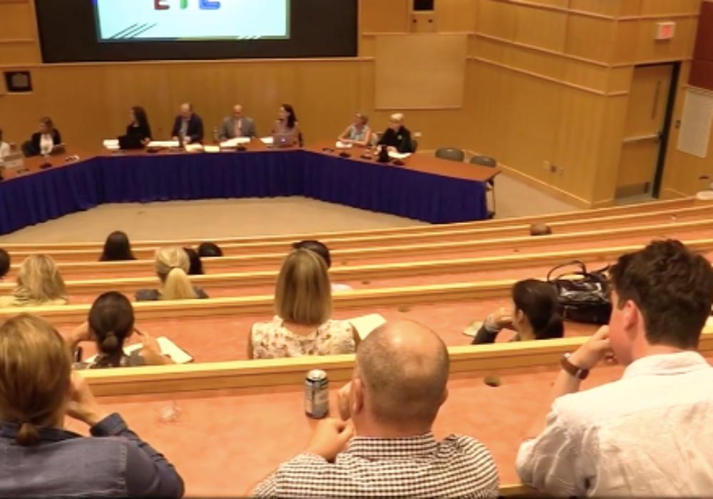 Mamaroneck School Board, Parents, Discuss Recent Threats at School