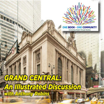 Grand Central: An Illustrated Discussion with Anthony Robins @ Larchmont Public Library |  |  |