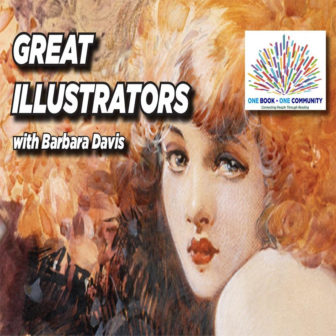 Great Illustrators with Barbara Davis - One Book One Community - live on Zoom @ Larchmont Public Library |  |  |
