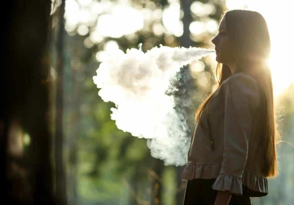 New Smoking Law and Teen Vaping